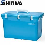 신와-아쿠아 블루 400 / 37L 아이스박스 쿨러